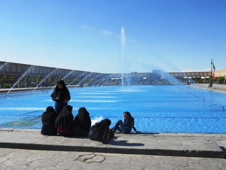 The best of Esfahan: the blue jewel of Iran